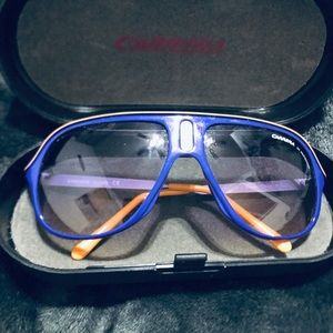 Carrera Safari Sunglasses Purple/orange